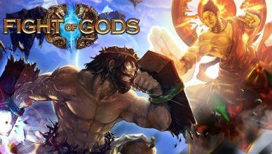 Fight of gods Jesus