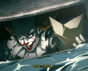 Pennywise cena inicial