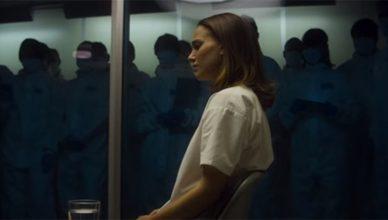 Natalie Portman Aniquilação