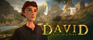 The Game Bible - David Rise of a King