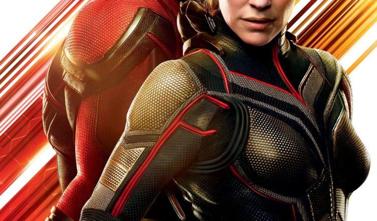 Homem-Formiga E a Vespa filme 2018