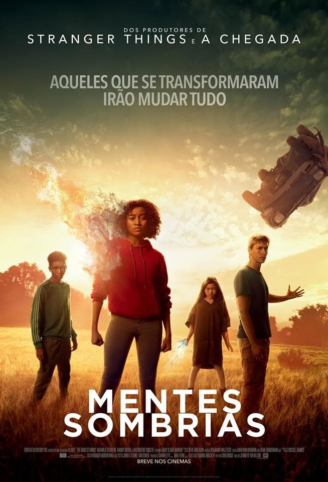 Mentes Sombrias Filme 2018