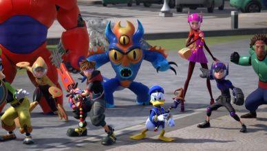 Kingdom Hearts III ganha trailer estendido do mundo de Operação Big Hero