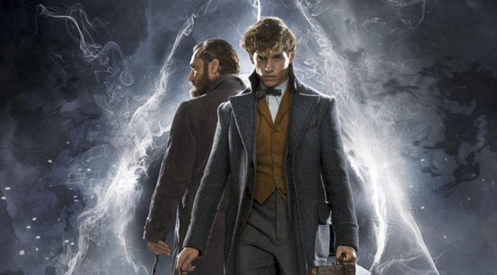 Pôster Animais fantásticos – Os Crimes de Grindelwald