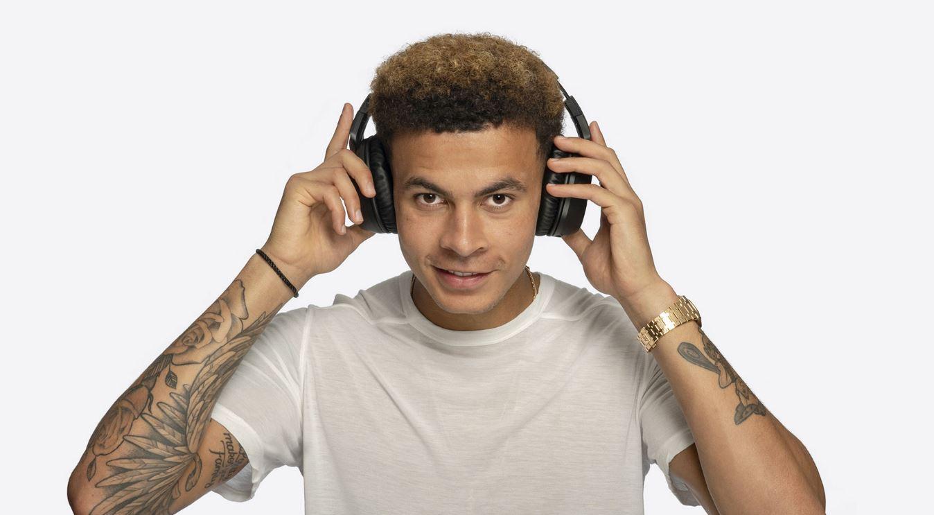 Dele Alli, craque do Tottenham e gamer é o novo embaixador de headsets da HyperX