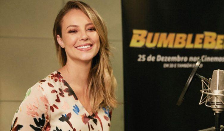 """Paolla Oliveira será a dubladora da vilã Shatter no filme """"Bumblebee"""""""
