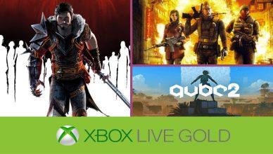 Jogos gratuitos da Xbox Games With Gold – Dezembro