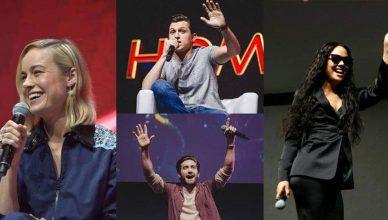 CCXP 2018:Tom Holland, Jake Gyllenhaal, entre outros marcam o terceiro dia
