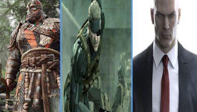 For Honor e Hitman são destaques dos jogos da PS Plus em fevereiro