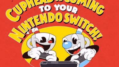 Cuphead: Jogo é confirmado para o Nintendo Switch
