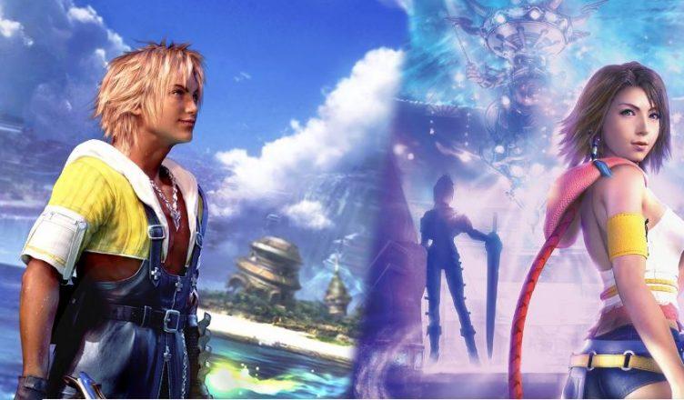 Final Fantasy X/X-2 HD Remaster chega para Xbox One e Switch