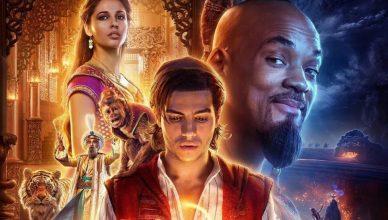 Aladdin: Disney lança trilha sonora do filme no Spotify