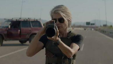"""Sarah Connor está de volta em teaser do """"Exterminador do Futuro""""; assista"""