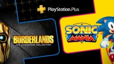 Jogos Ps Plus de junho revelados com Sonic Mania