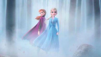 Disney divulga novo pôster de Frozen 2, e novo trailer amanhã (11)