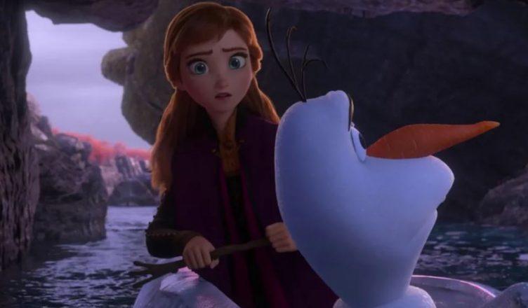 Frozen 2   Sequência ganha trailer emocionante