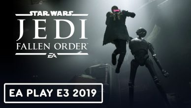 Star Wars Jedi: Fallen Order, gameplay revelado entre outros detalhes na EA PLAY.
