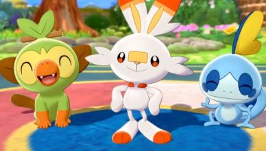 Pokémon Sword & Shield | Jogo será lançado em novembro