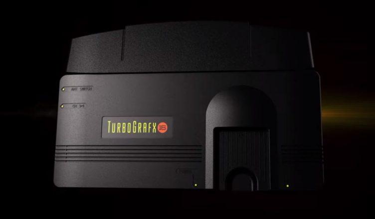 Konami anuncia seu console TurboGrafx-16 mini na E3 2019; confira
