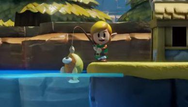 The Legend of Zelda: Link's Awakening | Remake ganha data de lançamento