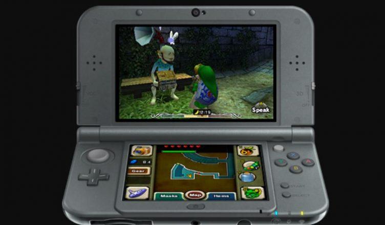 Nintendo desmente fim do suporte para o 3DS