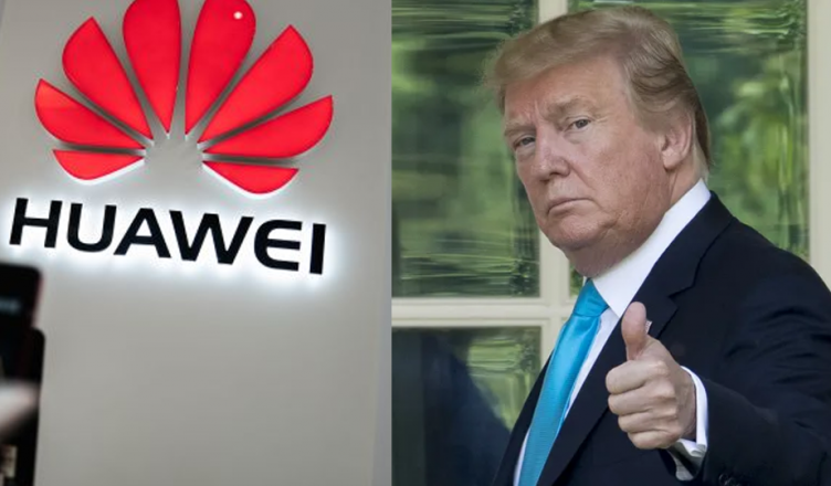Donald Trump retira embargo da empresa Huawei