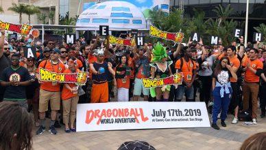 SDCC 2019: Fãs promovem o maior Kamehameha do mundo