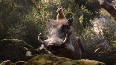 O Rei Leão | Disney mostra gravação inédita de Hakuna Matata