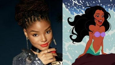 'A Pequena Sereia' Halle Bailey de Grown-ish será Ariel no live-action