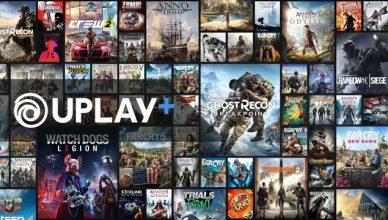 Ubisoft divulga lista completa dos jogos da Uplay Plus