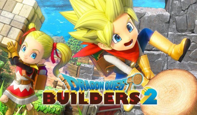 Dragon Quest Builders 2 ultrapassa a marca de 1,1M de cópias vendidas