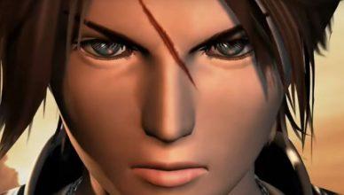 Remaster de Final Fantasy VIII chega em setembro