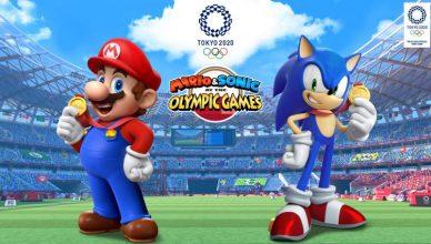 Mario & Sonic at the Olympic Games Tokyo 2020 chega em 5 de novembro