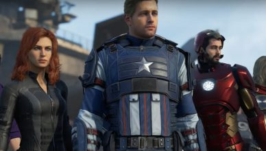 Jogo dos Vingadores ganha vídeo com gameplay na Gamescom