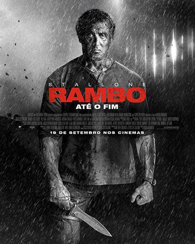 Pôster: Rambo: Até o Fim