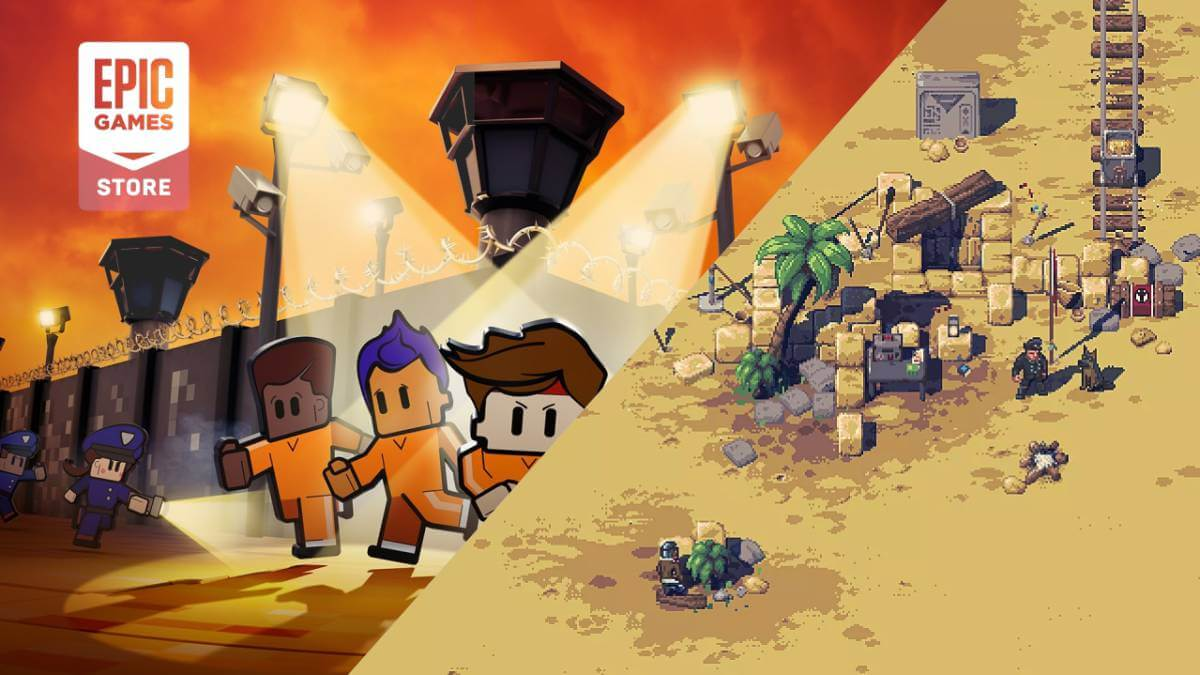 The escapists 2 minecraft map