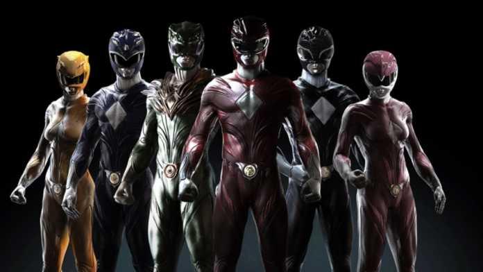 Nova série e filme de Power Rangers estão em desenvolvimento