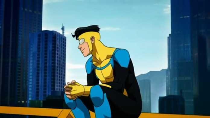 Invincible: Nova série de animação do Prime Vide