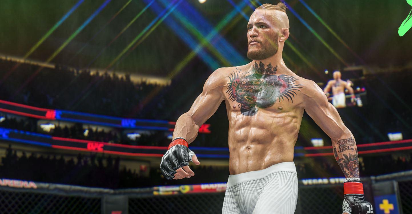 EA UFC 4: McGregor ganha nova skin para comemorar seu retorno ao octógono