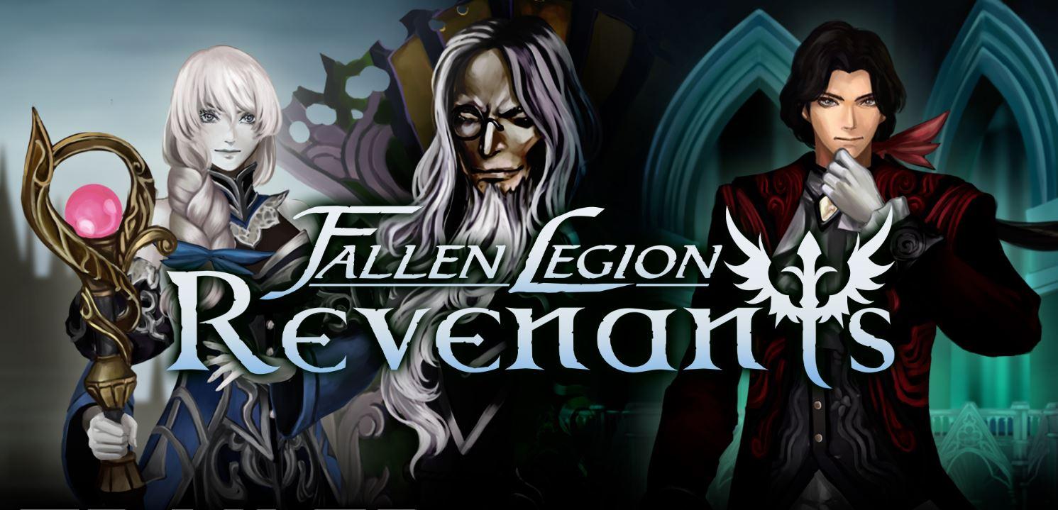 Demo de Fallen Legion Revenants já está disponível no Switch e PS4