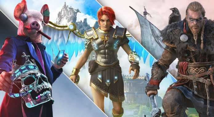 Ubisoft Store está com descontos de até 80%