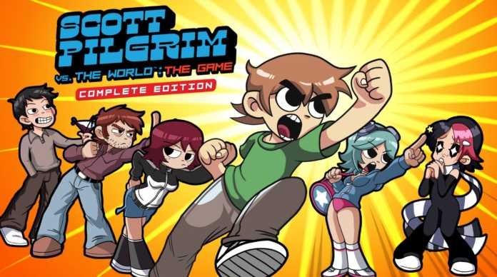 Scott Pilgrim vs. The World: The Game – Complete Edition já está disponível no Switch