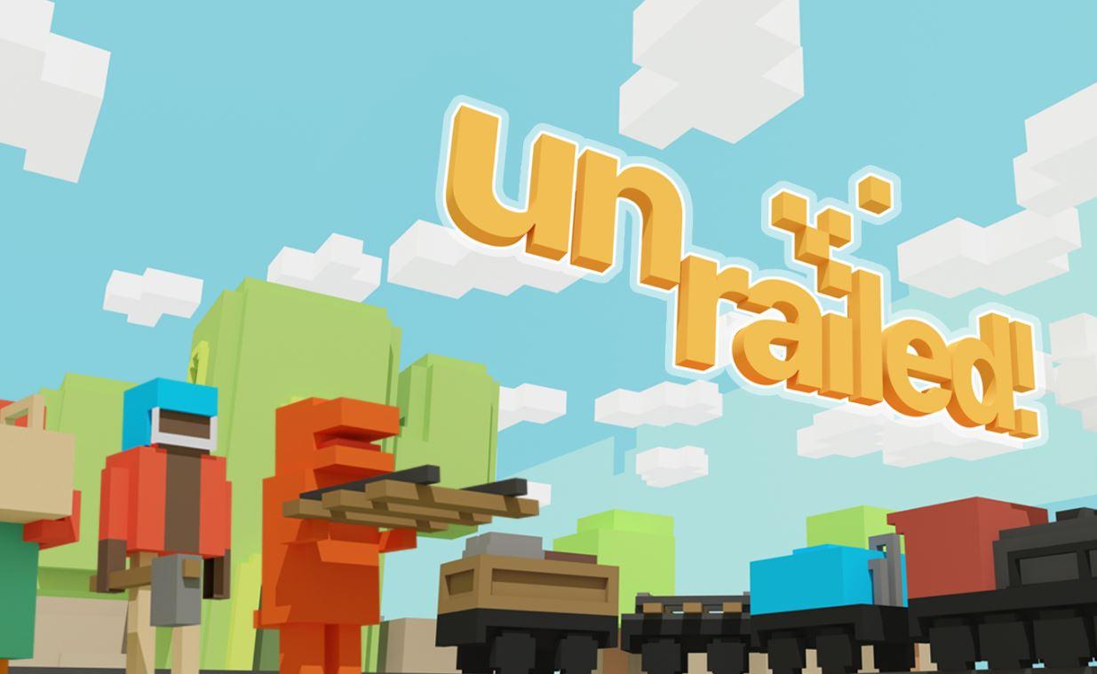 Unrailed! está com semana gratuita no Steam