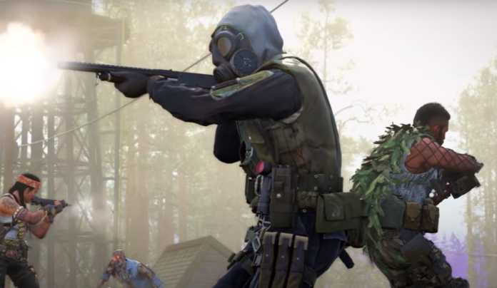 Call of Duty: Black Ops Cold War modo zumbi gratuito tempo limitado