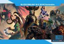 BlizzConline começa hoje (19) e vai até 20 de fevereiro