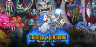 Ghosts 'n Goblins Resurrection chegou no Nintendo Switch