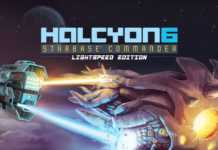 Halcyon 6: Lightspeed Edition gratuito na Epic Games Store