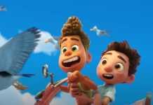 Luca animação da Pixar ganha teaser