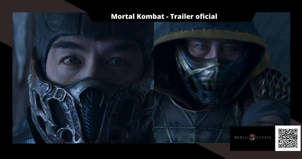 Mortal Kombat veja o primeiro trailer oficial do filme