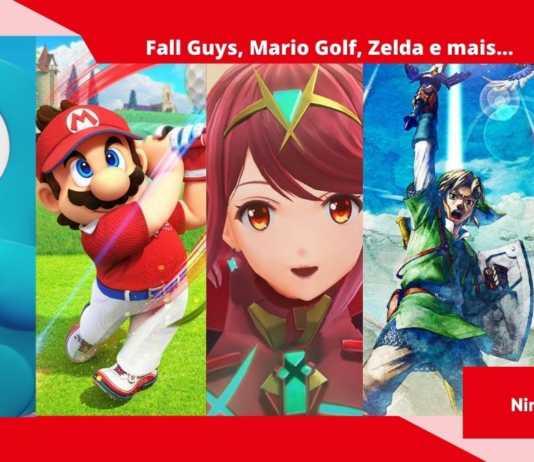 Nintendo Direct trailers revelados